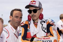Alberto Puig: «Lorenzo no lo está pasando bien con la Honda»