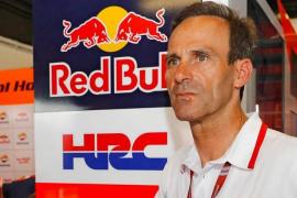 Alberto Puig: «Jorge Lorenzo no lo está pasando bien con la Honda»