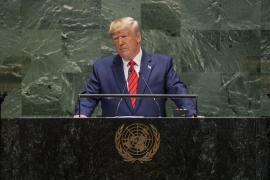Trump en la ONU: «El futuro no pertenece a los globalistas, pertenece a los patriotas»
