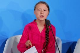 Intercambio de 'tweets' entre Trump y la activista medioambiental Greta Thunberg