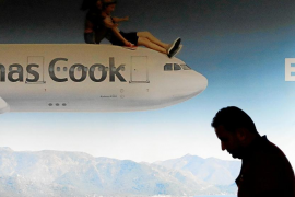 La quiebra de Thomas Cook deja también a miles de alemanes sin vacaciones en la Isla