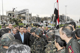 Siria acepta el plan de paz propuesto por Kofi Annan y la Liga Árabe