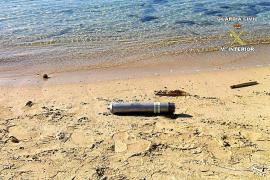 Desactivan dos bengalas marítimas en la Colònia de Sant Jordi y Alcúdia