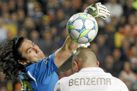 El Real Madrid acelera hacia las semifinales