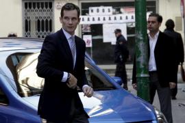 La Generalitat  justifica como «de cortesía»  la cita de Urdangarin con altos cargos en julio de 2011