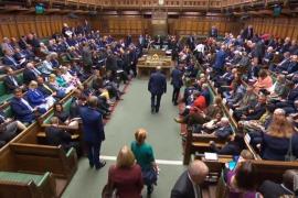 El Parlamento británico reanuda las sesiones tras el dictamen del Supremo