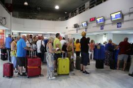 3.600 turistas polacos en Mallorca, afectados por la quiebra de la filial de Thomas Cook