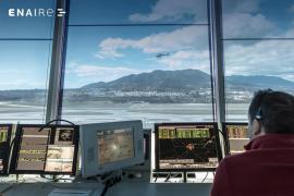 ENAIRE convoca 65 nuevas plazas de controlador aéreo