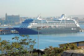 El 'barco del sexo', en Palma