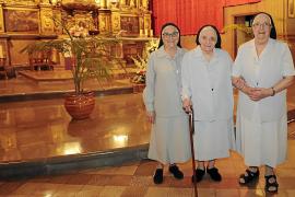 Monjas de Campanet: «Queremos mucho a la gente y siempre cuesta marcharse»