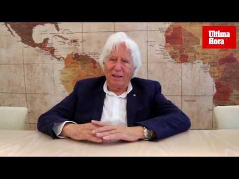 Miguel Fluxá: «La quiebra de Thomas Cook era inevitable, pero que siga Condor es una salvación»