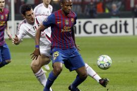 Un Barça ambicioso no puede con la mejor versión del Milan (0-0)