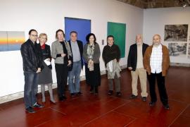 Arte contemporáneo, espiritualidad y música en Ses Voltes con 'Davant l'abisme'