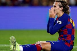 Competición multa con 300 euros al Barcelona por el fichaje de Griezmann