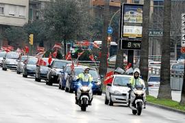 El Govern quiere evitar que la huelga perjudique la imagen de Balears en el exterior
