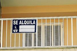 El precio real del alquiler en Baleares alcanza los 687 euros al mes