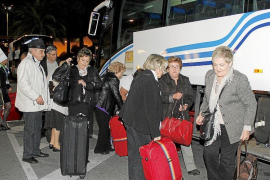 La huelga provoca desvíos de vuelos europeos de Balears a Turquía