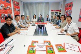 Vinos de Ibiza y Formentera rumbo a Japón