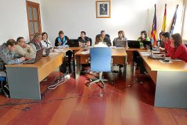El pleno pide al juez el aplazamiento del pago de la sentencia de la Colònia