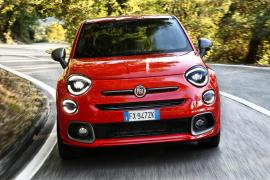 Fiat 500 X Sport, con marcadas actitudes deportivas