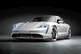 Deportividad sostenible: nuevo Porsche Taycan