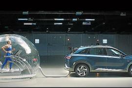 Mireia Belmonte y su desafío con el Hyundai NEXO