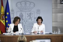 El Gobierno no ve las circunstancias para aplicar el 155 en Cataluña, pero avisa: «Si se dieran lo haría»