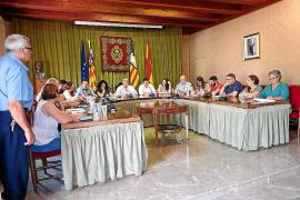 El PP de Sóller retira de la web municipal las retribuciones mensuales de los regidores
