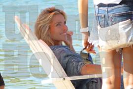 Elsa Pataky, bajo el sol de Mallorca