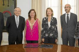 Acuerdo de colaboración La Caixa-Govern