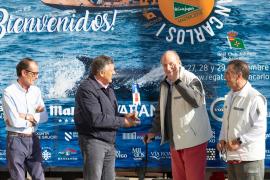 El rey Juan Carlos reaparece tras su operación y afirma sentirse «bárbaro»