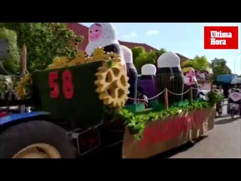 Más seguridad y menos alcohol en el desfile de la Festa del Vermar