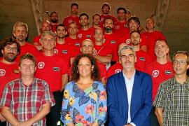 La Oficina Anticorrupció investiga las retribuciones a los Bombers de Mallorca