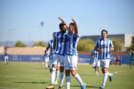 El Atlético Baleares toma el liderato
