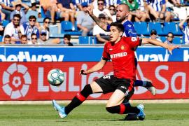 El Real Mallorca cae ante el Alavés