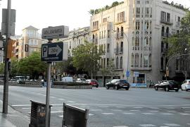 El Pacte prepara una batería de nombres nuevos para calles de Palma con origen franquista
