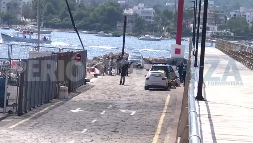 Localizan el cadáver de un joven italiano que desapareció buceando en Platges de Comte