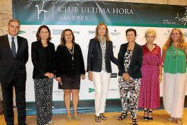 Cristina Morató, en el Club Ultima Hora