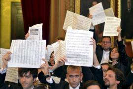 La Simfònica solicita a Cort que no le recorte el presupuesto