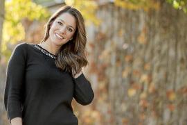 La 'influencer' Isabel Cuesta
