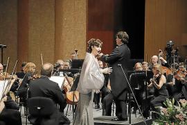 Lluvia de aplausos para la Simfònica en el concierto por su 30 aniversario