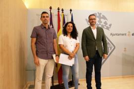 Cort innovará con suelo drenante y tanques de tormenta en las reformas de las calles de Palma