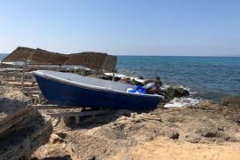 Baleares se encuentra en una situación excepcional de llegada masiva de pateras de Argelia