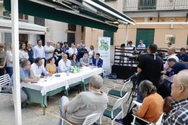 Solicitan al Ajuntament de Palma un referéndum popular sobre el futuro de las terrazas