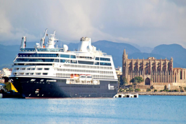 El rechazo ciudadano a la llegada de cruceros aumenta este último año
