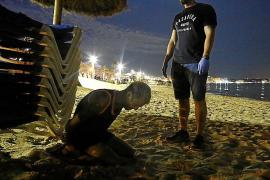 La Policía Nacional cierra la operación de verano en la Playa de Palma: 426 detenidos