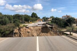 Mallorca solicita al Gobierno las ayudas por las inundaciones de Llevant