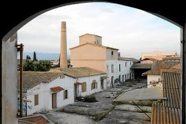 Marratxí necesita 2 millones para limpiar el patio y retirar la uralita de sa Garrovera