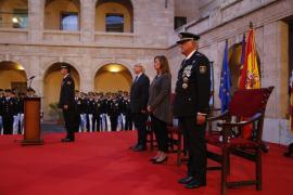 Ramón Morey pide «respeto» para la Policía Nacional y que «no se manche su imagen»