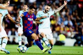 Suárez da un triunfo inimaginable al Barça